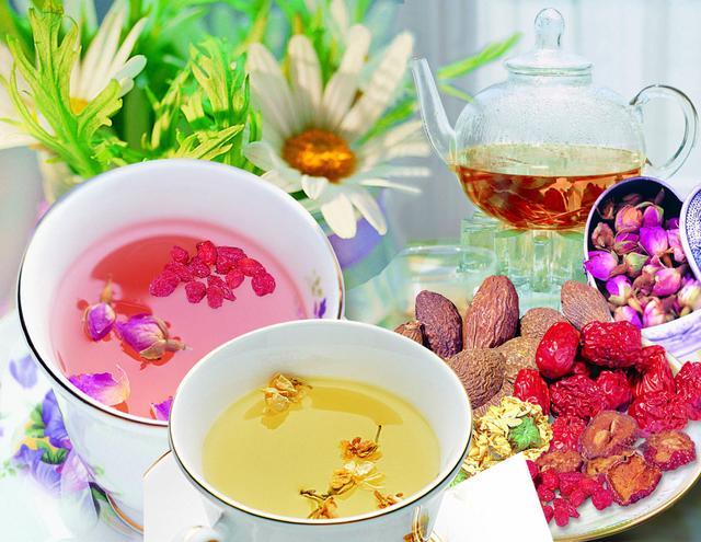 秋季燥寒夹杂多喝四款养生茶