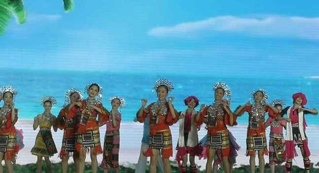 海南欢乐节正式启幕 海口主会场丰富活动任你嗨