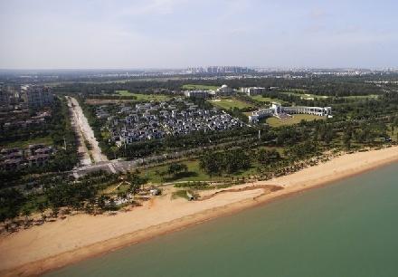 海南欢乐节活动纷呈 直升机等你来体验低空游海口