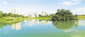 海口:夯实生态本底 还民绿水青山