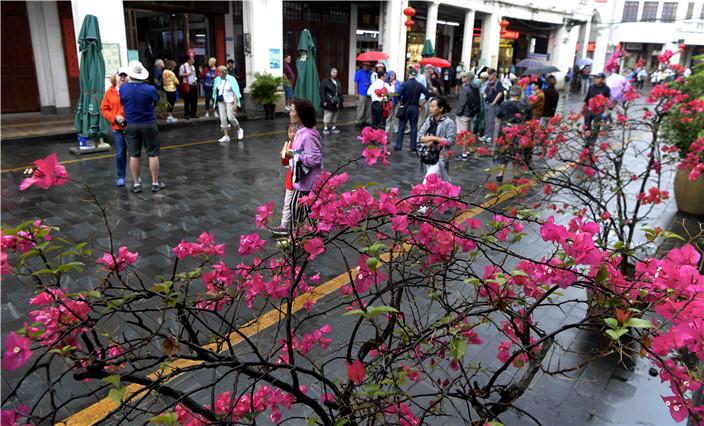 活化海口百年老街 留住城市记忆