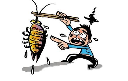 两名顾客吃火锅捞出8只蟑螂?海口食药监部门介入调查