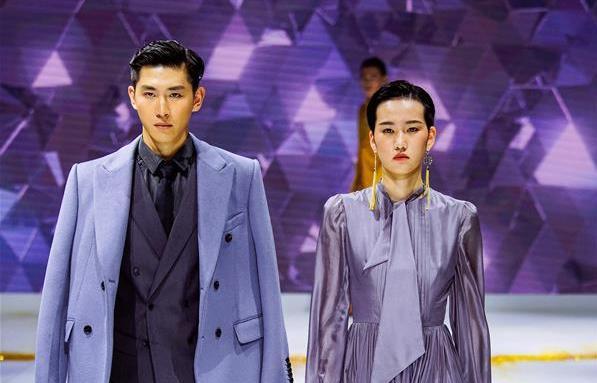 (文化)(5)2018北京时装周拉开帷幕