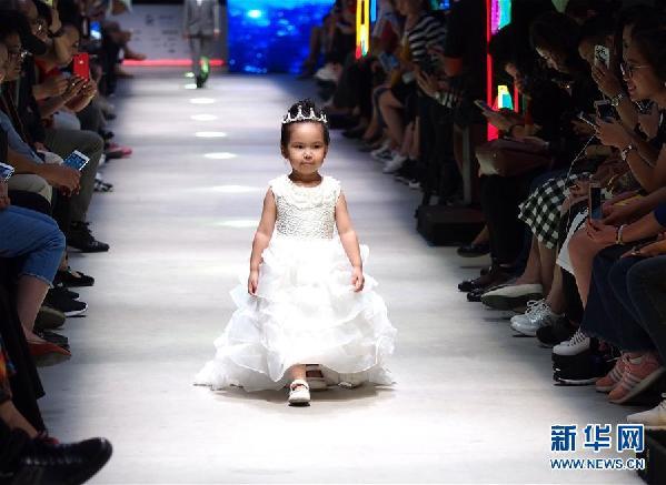 (文化)(2)2018中国国际澳门葡京娱乐时尚周在沪举行