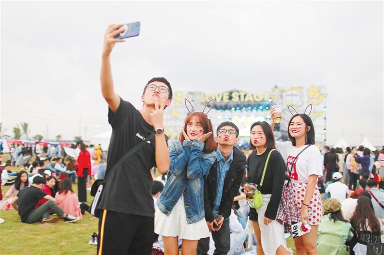 海南国际旅游岛欢乐节:欢乐·映像(组图)