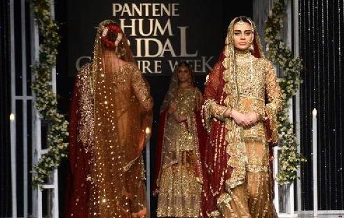 (新华视界)(8)巴基斯坦婚礼时装周