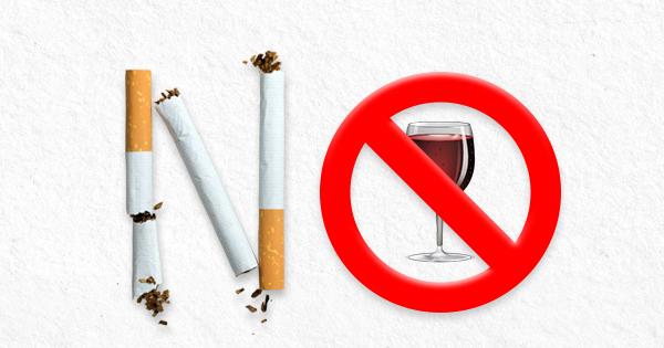 公益广告:不碰烟和酒 健康长拥有