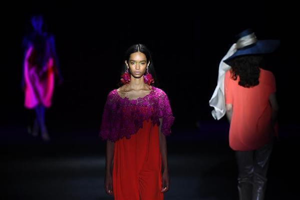 (外代二线)(10)马德里时装周——Ulises Merida品牌时装秀