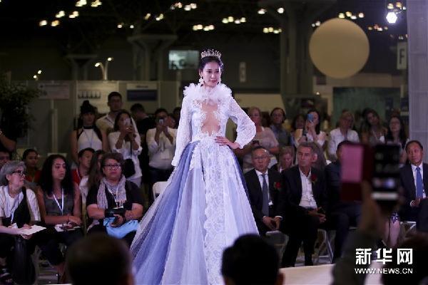 (国际)(1)中国纺织品服装贸易展览会在纽约开幕