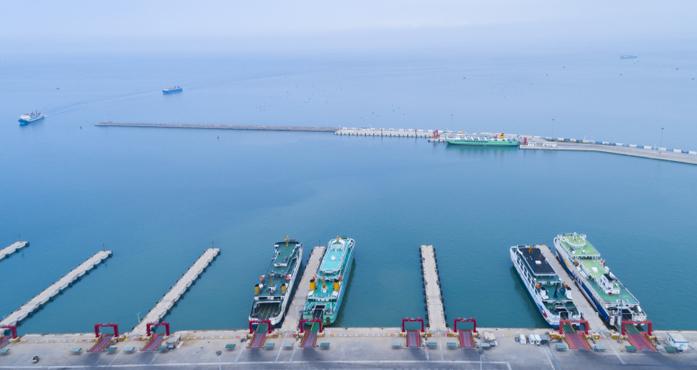 三分快三—五分快三新海港客运综合枢纽工程加快推进