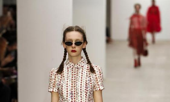 (國際)(1)2020倫敦春夏時裝周開幕