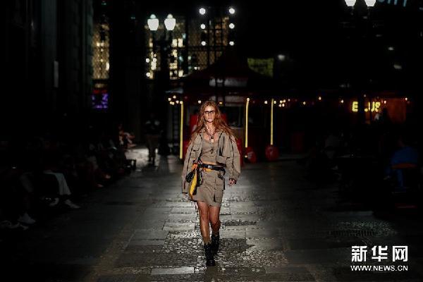 (外代二线)(10)圣保罗时装周——Ellus品牌时装秀