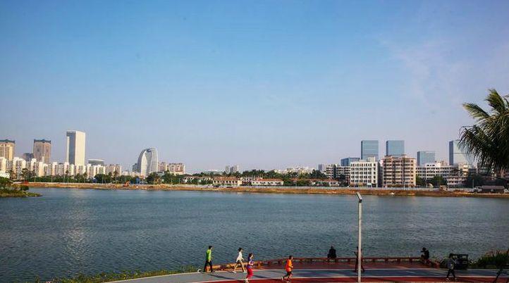 美高梅游戏城湖相融 还岸于民[组图]