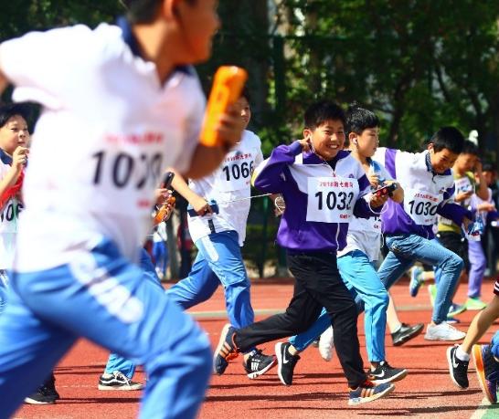 專家提醒少年兒童運動前熱身不可少