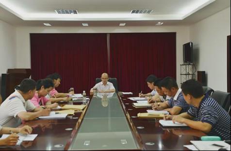 """海南邮政局组织召开""""两学一做""""学习教育动员部署会"""